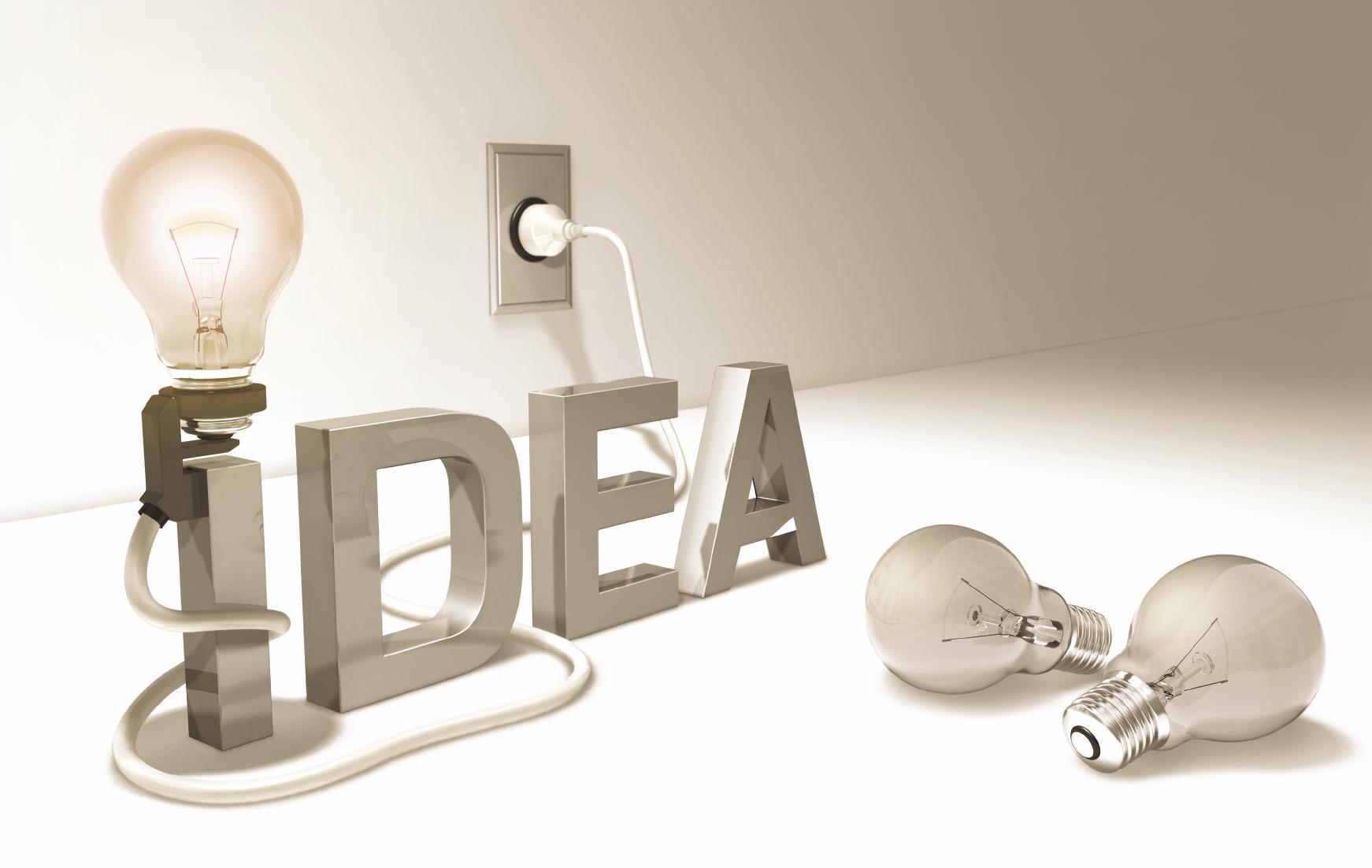 機械化が進む中でもアイデアは人が行う