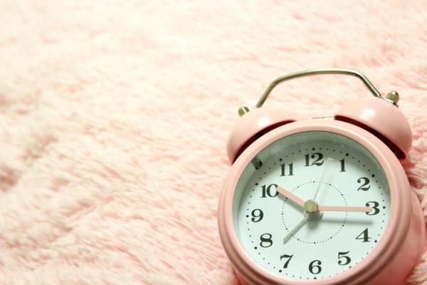 寝坊しないように早寝早起きするためのポイント
