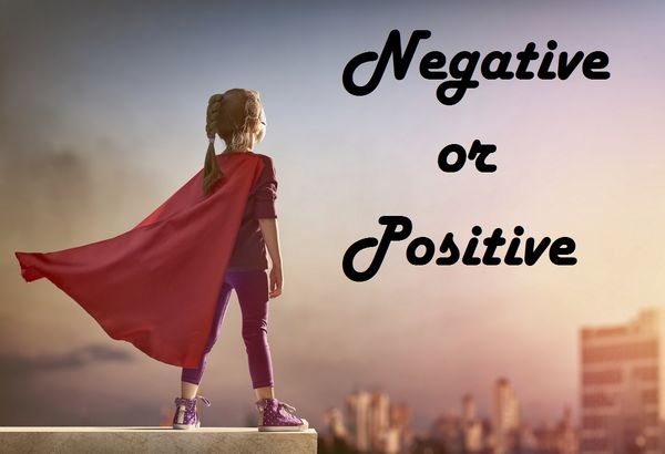 ポジティブ思考じゃなくてもいい。ネガティブ思考でも問題ない理由