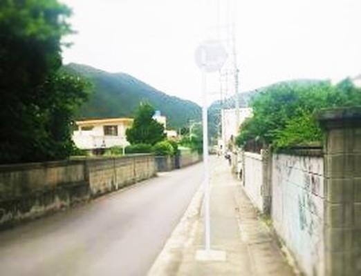 渡嘉敷島の風景 Scenery of the Tokashiki Island