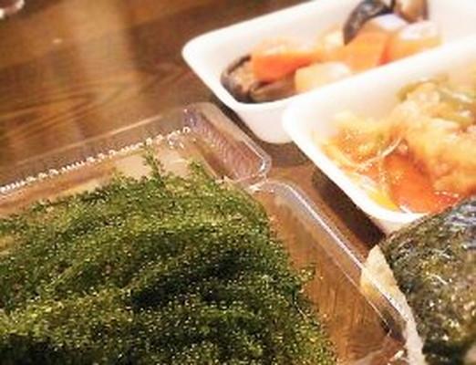 沖縄の総菜 Side dish of Okinawa