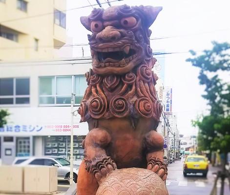 沖縄シーサー Okinawa Shiisa