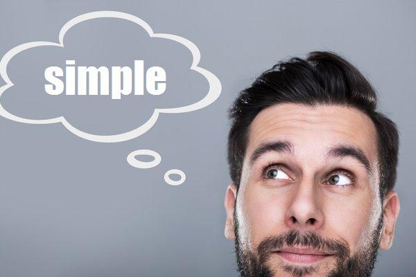 仕事で思い悩んだ状況を乗り切るシンプルイズベストな思考法!